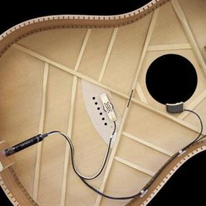 ANTHEM  ACOUSTIC GUITAR PICKUP + MICROPHONE