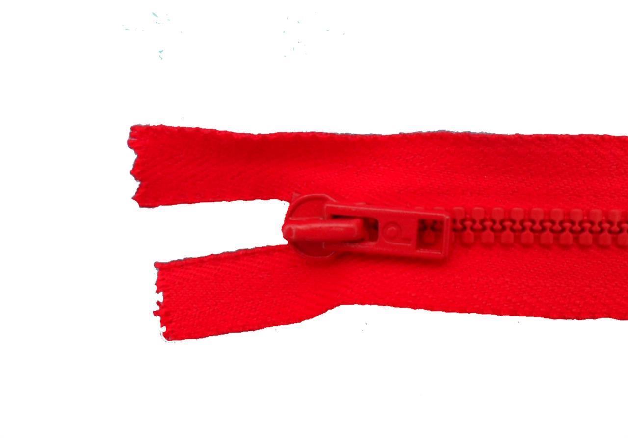 Blixt, röd