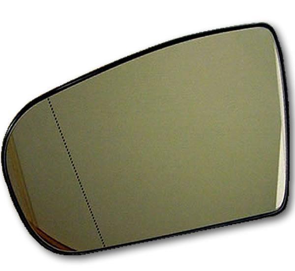 Speilglass   venstre W210 fra 07/1999