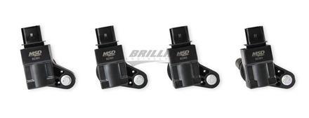 Coil, 13-18 GM 2.0L Turbo, 4Pk, Black