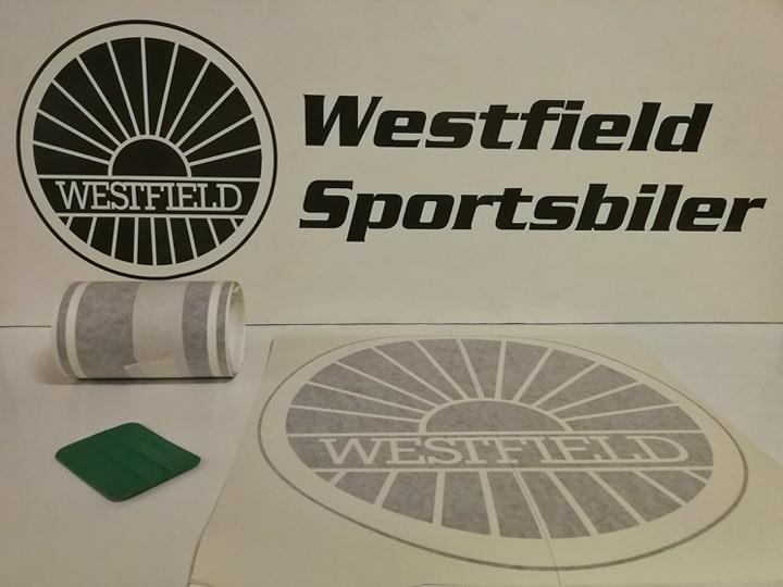 Westfield Racing Stripe m/ Logo