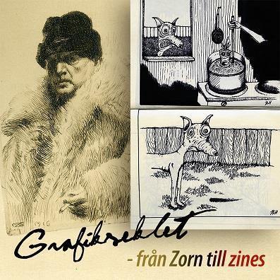 Grafikseklet - från Zorn till zines