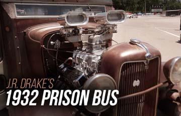 1932 Prison Bus Paddy Wagon