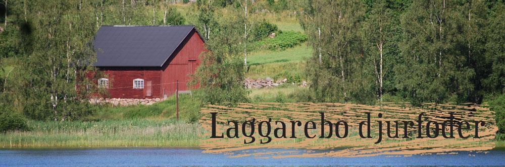 laggarebo djurfoder logotyp
