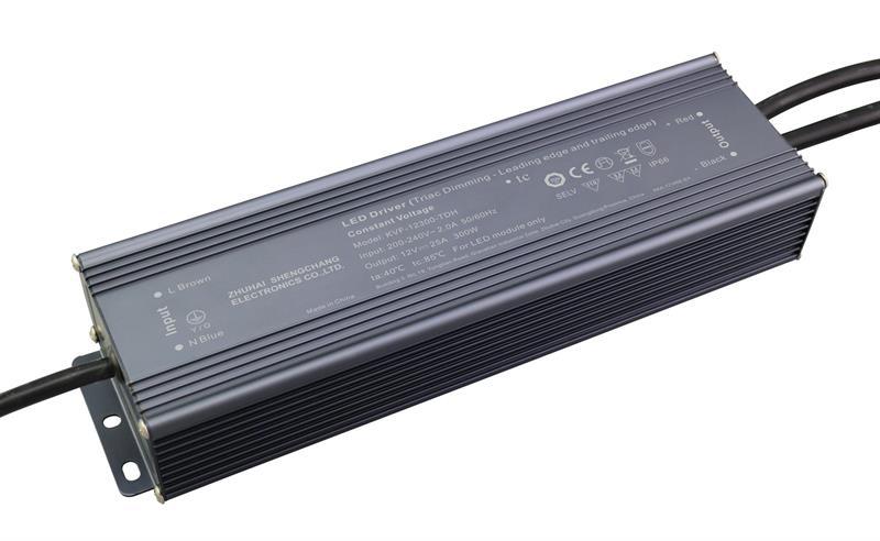 LED Driver KVF 24V 300W IP66 dimbar