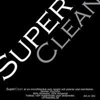 SuperClean 5st 35x35cm blå