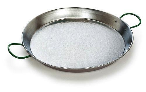 Paella Fat Rostfritt stål 18/10 55cm