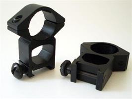 Weaverfäste Hög 25mm ring