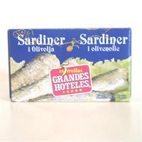GH Sardiner i OlivOlja 120gr