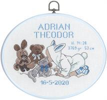 Dop kramdjur Adrian/Theodor