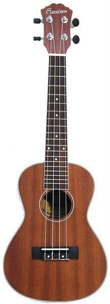 Everdeen UKCB koncertmodell ukulele