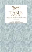 Caspari papirduk Moire grå, 140 cm * 220 cm