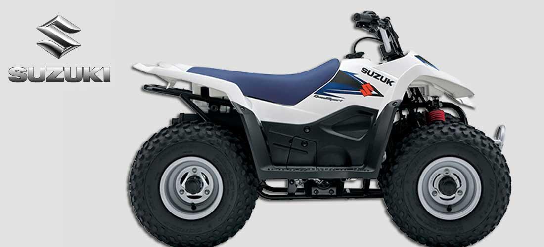 Suzuki LT-Z50 BARNE-ATV
