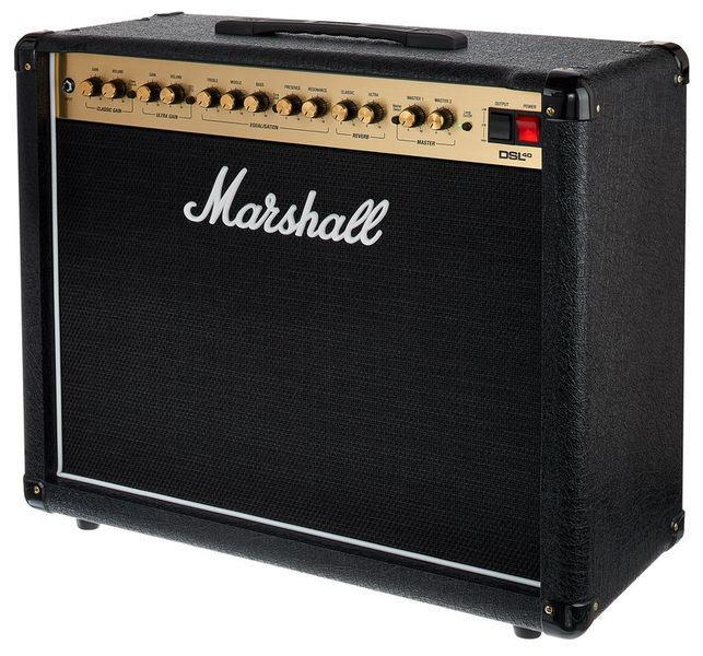 Marshall DSL 40 Combo