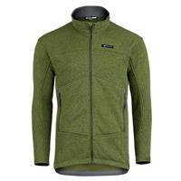 Zenith Fleece Jacket Oliven str. L