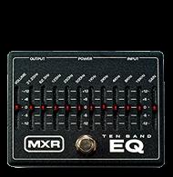 MXR 10-Band Graphic EQ Info