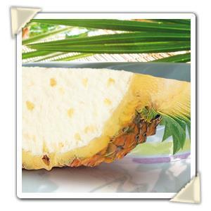 F.Glass Ananas Baby 8st/låda