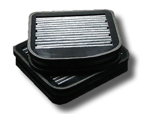 Filter friskluft med klimaauto / kull W210