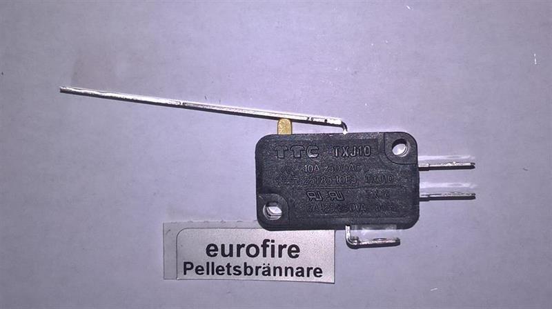 Luckbrytare eurofire