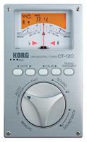 Korg OT 120 Chromatic tuner