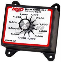 Selector Switch, 6.0K-8.2K