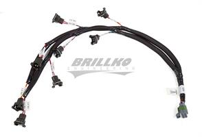 INJECTOR HARNESS, V8 EVENLY SPACED JETRO