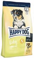 Happy Dog Baby Lamm & Ris. fr 4 v. 4 kg.