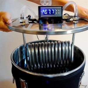 FTSS Temperaturkontroll for Chronical Fermenter