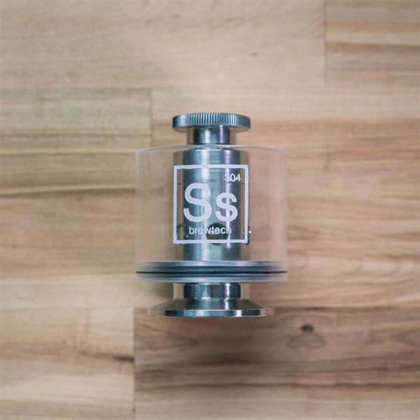Sspunding valve