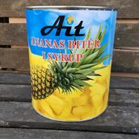 Ananas, hermetisk