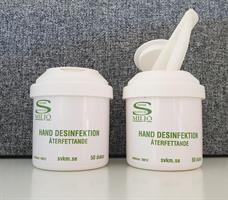 Svkm Handdesinfektion (50 dukar), Sommaräng