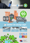 Spraywash - Bærekraftig rengjøring