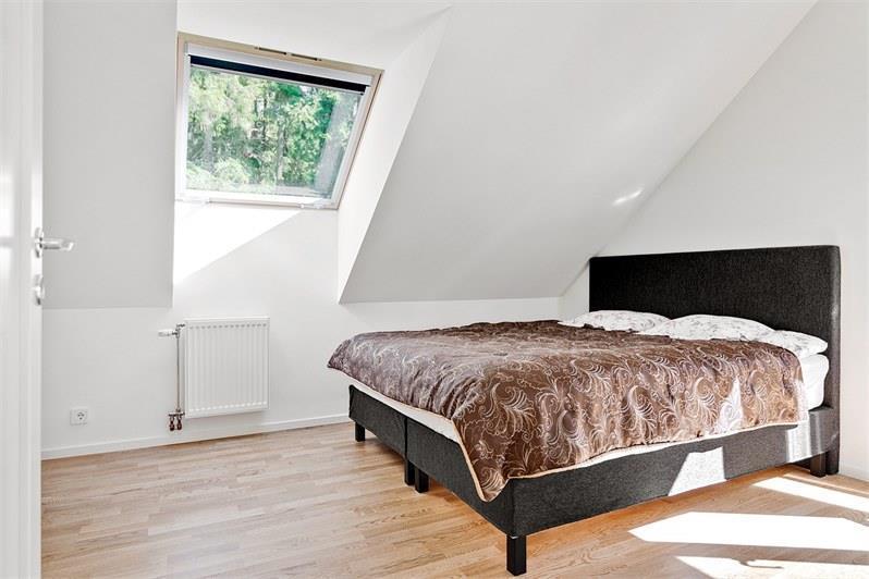 Sovrum andra våning