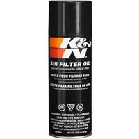 K&N oljefilter spray