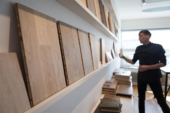 Intervju med Kährs Designsjef Emanuel Lidberg