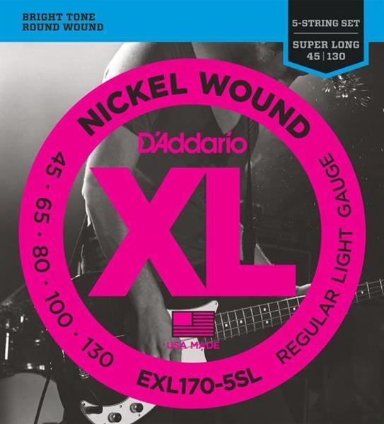 D'Adario EXL170-6