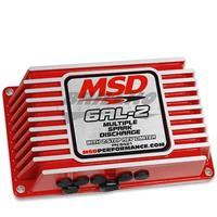 MSD-6AL-2, w/2-Step Limiter, 4,6,8cyl