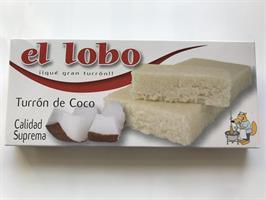 Tu El Lobo Turrón Kokos 200 g