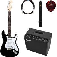 El. gitar pakke 2 BLK