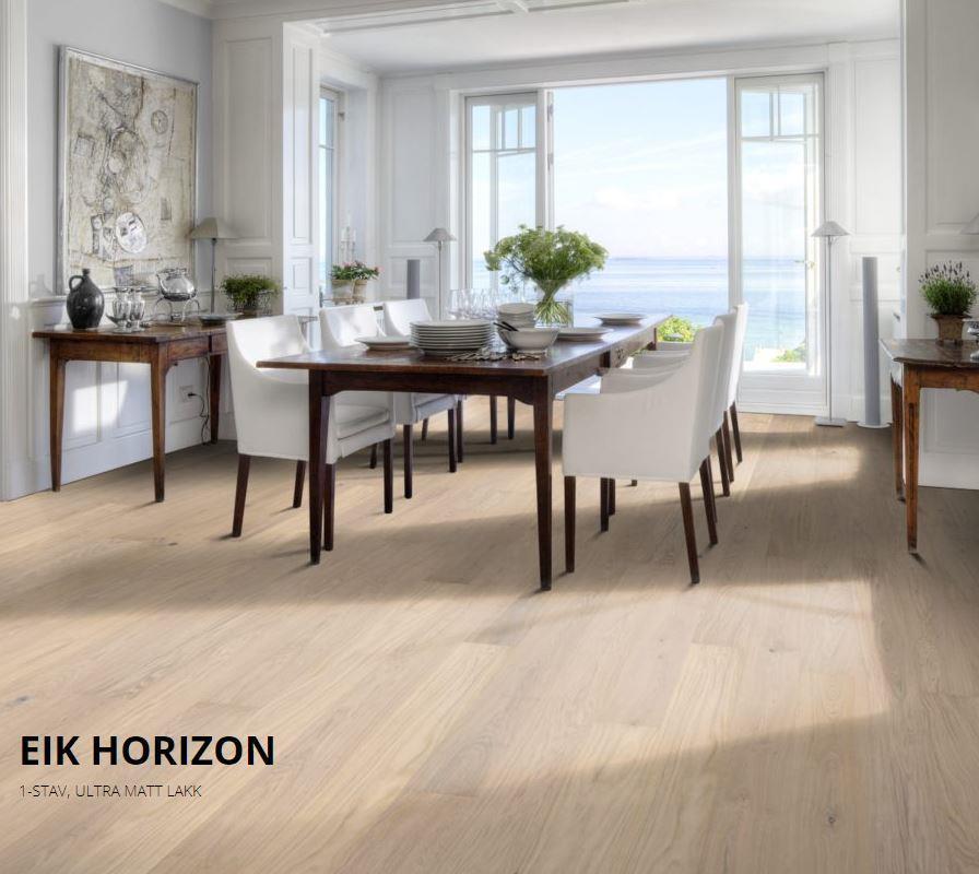 Kährs Eik Horizon Ultramatt Lux Collection