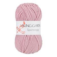 Viking Sportsragg ljus rosa