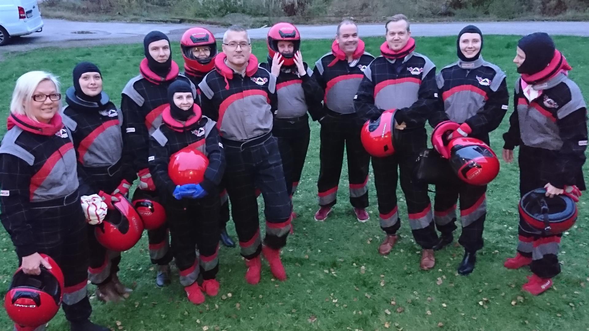 Team Redovingsingsbyrån Tranan