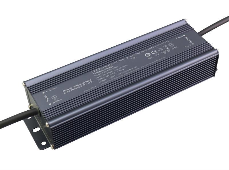 LED Driver KVF 24V 80W IP66 dimbar