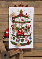 Julkalender Karusell