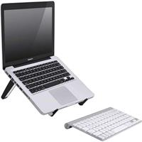 Svkm laptop stativ portabel, svart eller Vit