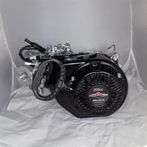 Större motor = mer kraft & fart