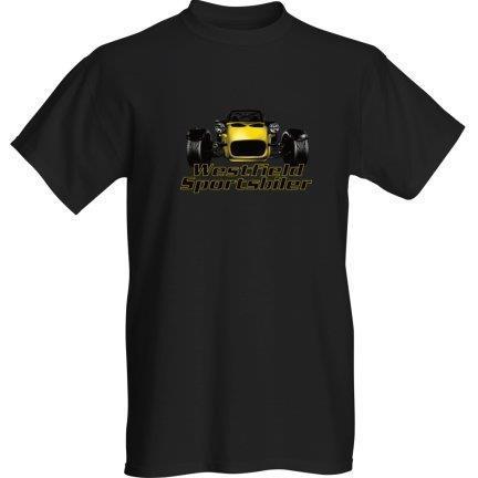 Westfield Sportsbiler T-skjorte