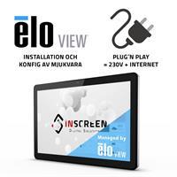Installation EloView på skärm 10-22