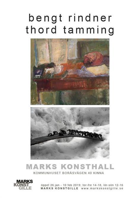 Bengt Rindner och Thord Tamming