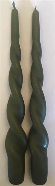 Spirallys 24cm 2stk, Oliven